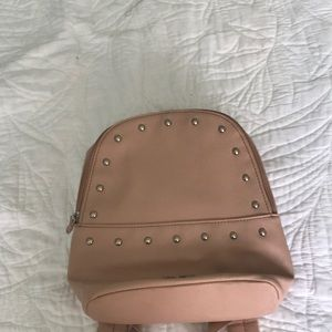 Nine West mini backpack.